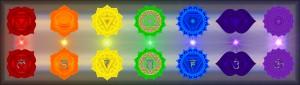 Chakra Set Horizantal Root to Crown
