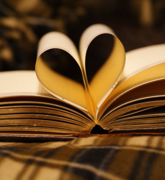 A Passion for Writing and Books Helped Me Heal