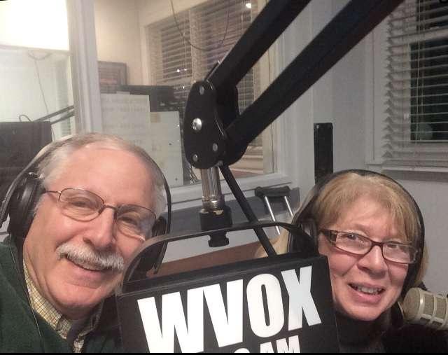Dan Miller and Joyce Milowski